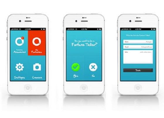 Thiết kế app ios mọi lĩnh vực