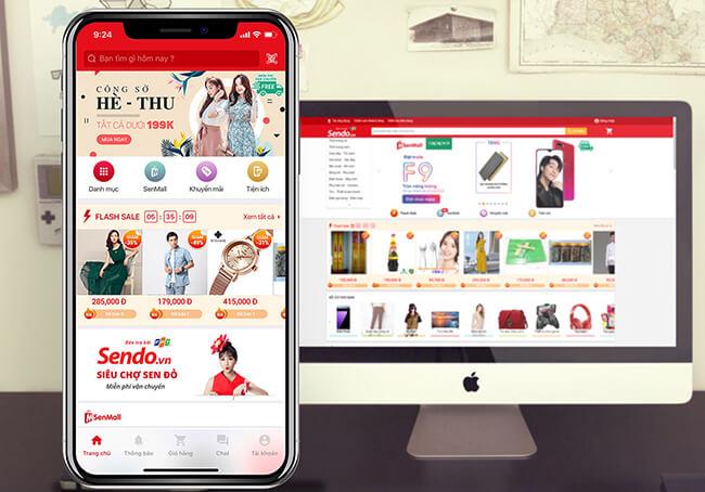 Top 3 app bán hàng online