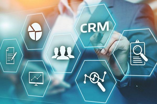 Ứng dụng CRM vào website doanh nghiệp