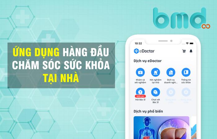 Ứng dụng hẹn khám eDoctor