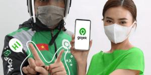 Ứng dụng gọi xe công nghệ Gojek