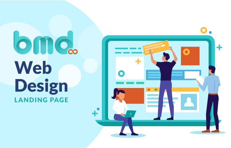 BMD Solutions - Công ty thiết kế website chuẩn seo