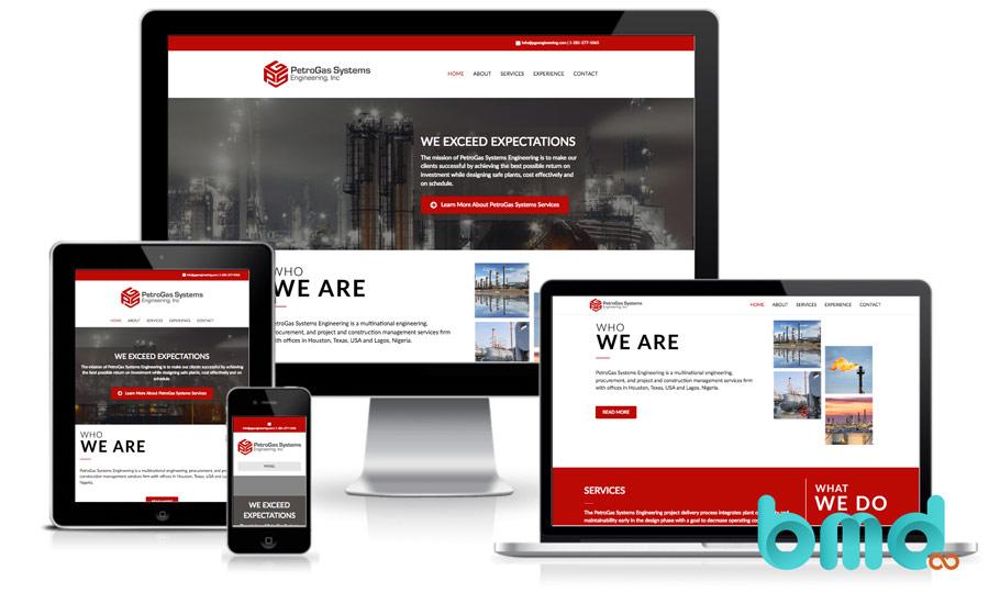 Công ty thiết kế website chuẩn seo responsive