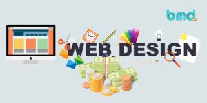 Giá thiết kế website