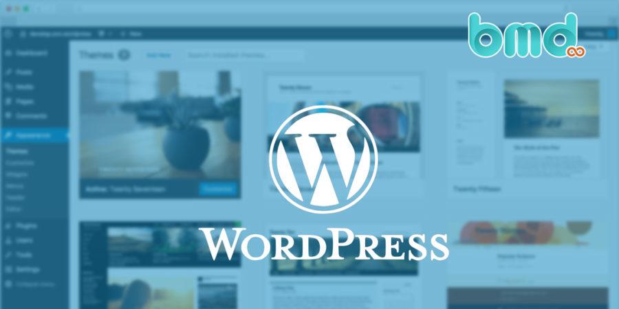 Hướng dẫn thiết kế website miễn phí bằng wordpress
