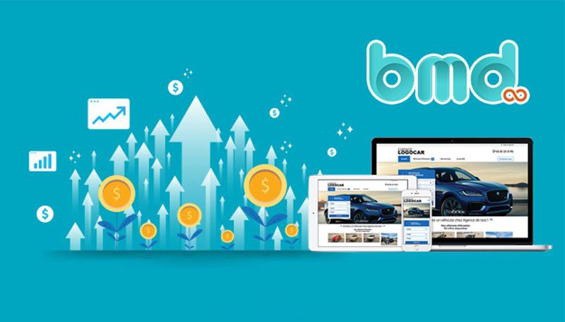 Lợi ích thiết kế website ô tô