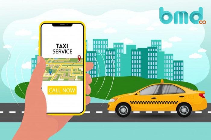 App đặt xe taxi
