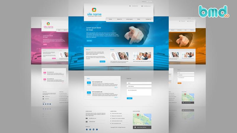 Photoshop có thể thiết kế hình ảnh slide cho web