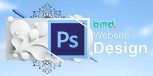 Hướng dẫn thiết kế giao diện website bằng photoshop