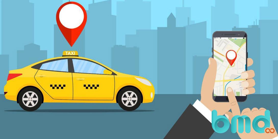 Ứng dụng gọi xe taxi