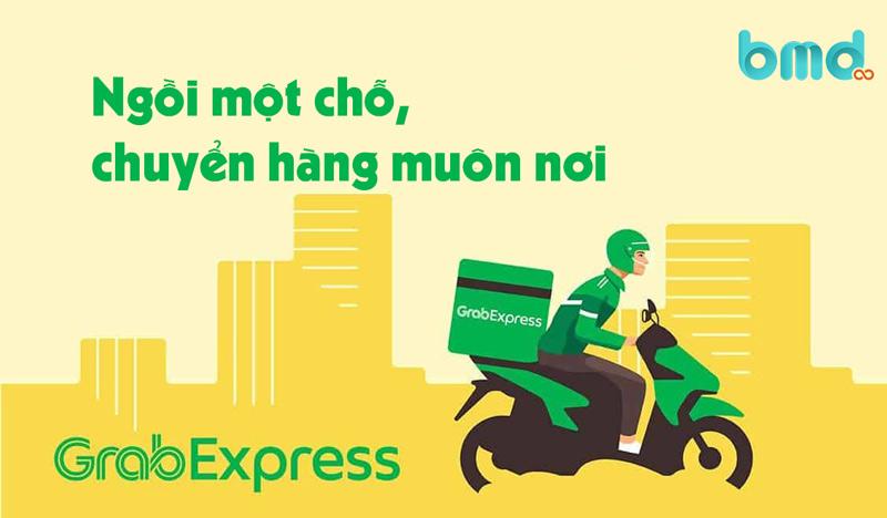 Ứng dụng GrabExpress