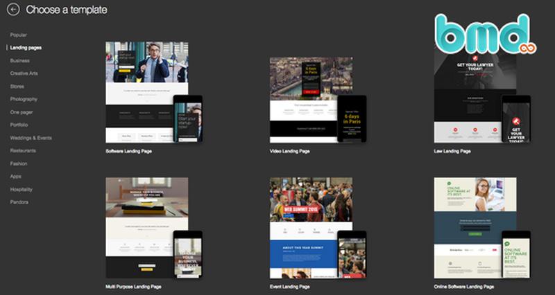 Thiết kế trang web bán hàng trực tuyến với IMCreadtor