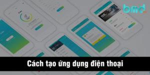 Thiết kế ứng dụng điện thoại