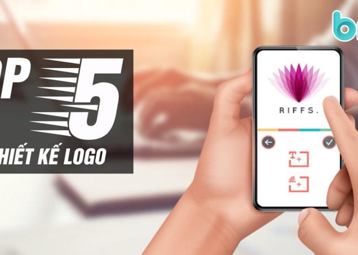 Top 5 App Thiết Kế Logo Miễn Phí Phải Tải Ngay Về Điện Thoại