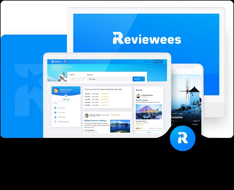 WEBSITE REVIEWEES