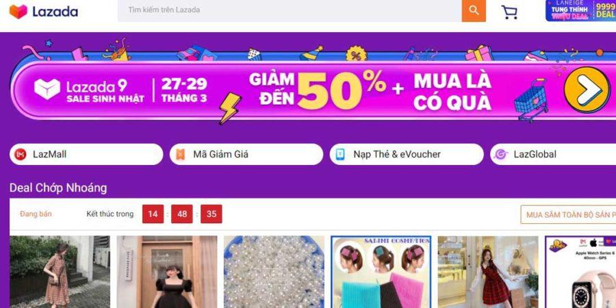 Dịch vụ thiết kế website thương mại điện tử chuyên nghiệp, chuẩn SEO
