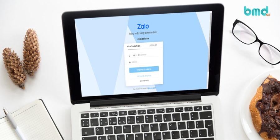 Cách đăng nhập zalo trên máy tính