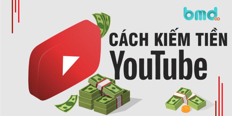 """Cách Kiếm Tiền Trên Youtube & """"Bật Mí"""" 9 Cách Kiếm Tiền Online"""