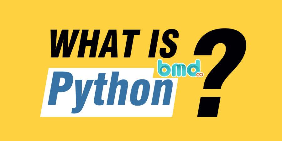 Python là gì