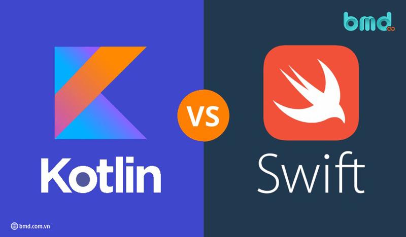 So sánh Kotlin vs Swift