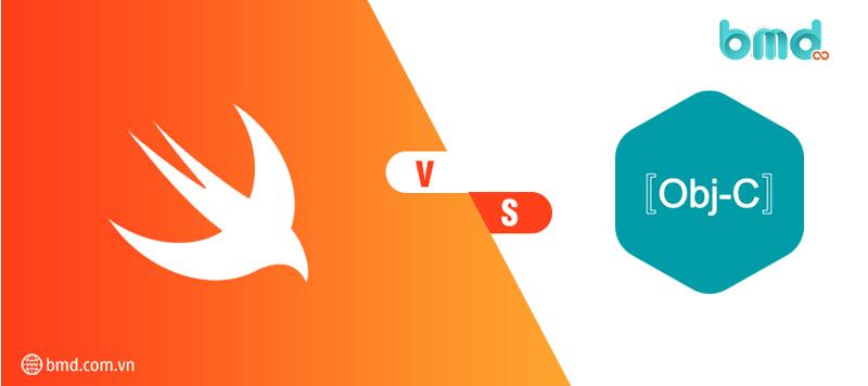 So sánh Swift vs Objective-C