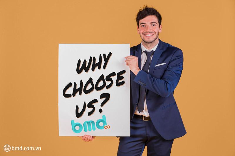 Tại sao chọn bmd