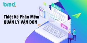Thiết kế phần mềm quản lý vận đơn