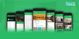 Thiết kế phần mềm quản lý khách sạn