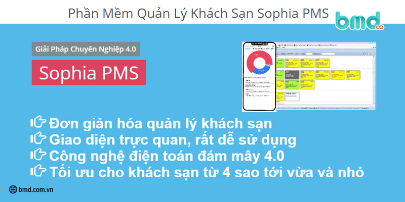 Phần mềm Sophia