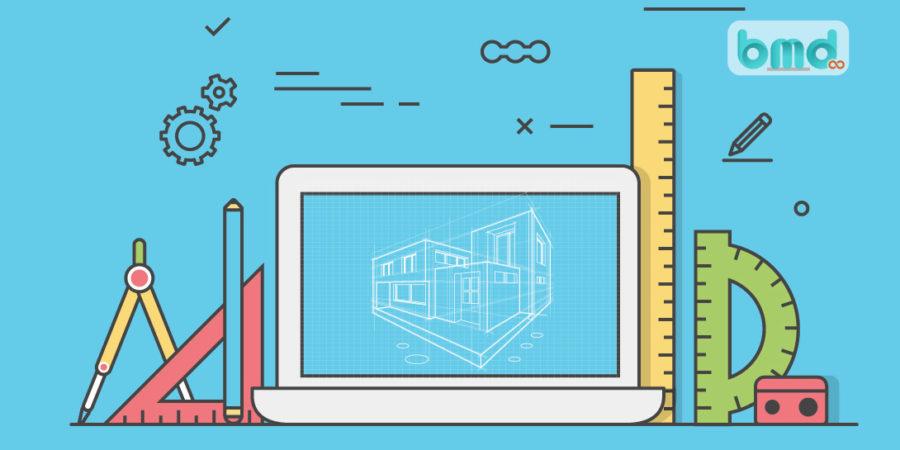 Phần mềm thiết kế nhà trên máy tính
