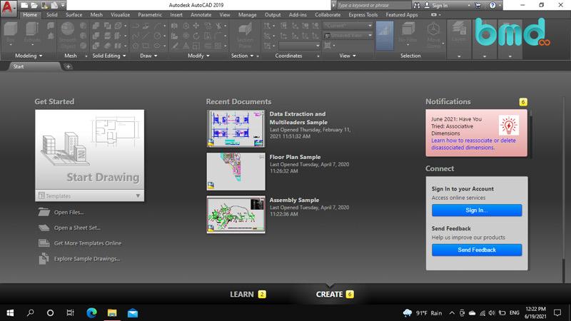 Phần mềm thiết kế nhà AutoCAD
