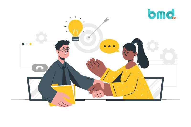 Sự giao tiếp giữa công ty phát triển phần mềm và khách hàng