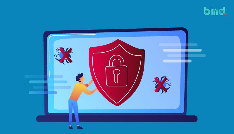 Giải pháp bảo mật thông tin