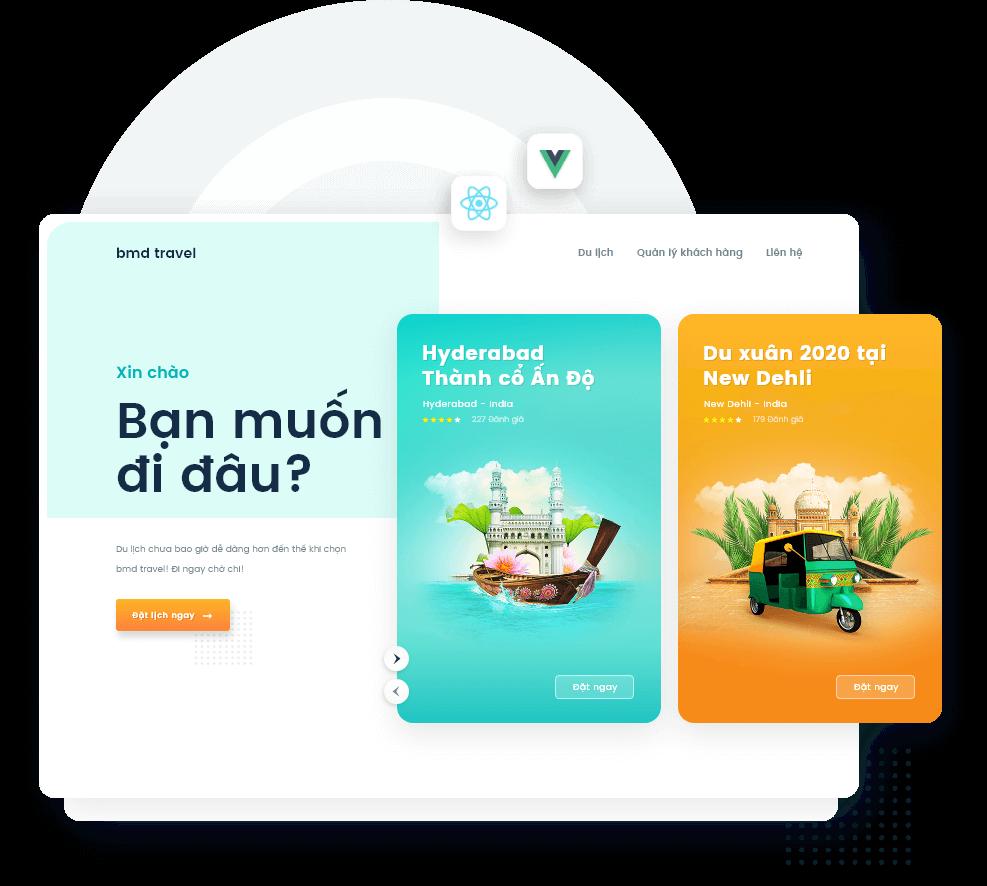 BMD thiết kế website chuẩn seo