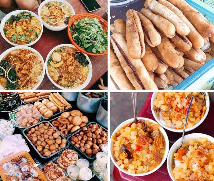 Dịch vụ giao đồ ăn là cả thiên đường ẩm thực