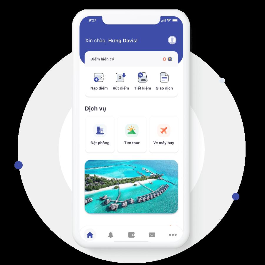 Lập trình ứng dụng đặt lịch resort hotel
