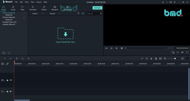 Phần mềm chỉnh sửa video Wondershare Filmora