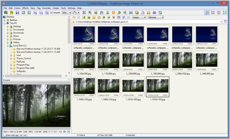 Phần mềm chụp ảnh màn hình Faststone