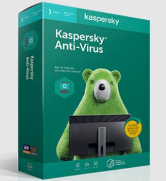 Phần mềm diệt virus Free Kaspersky Anti-Virus
