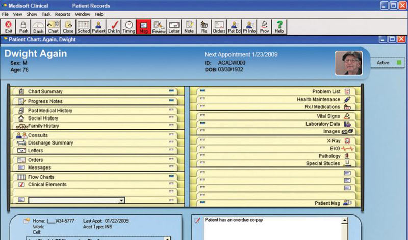 Phần mềm quản lý bệnh viện Medisoft