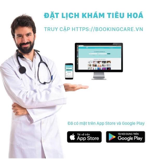 Tải ứng dụng đặt lịch khám bệnh BookingCare