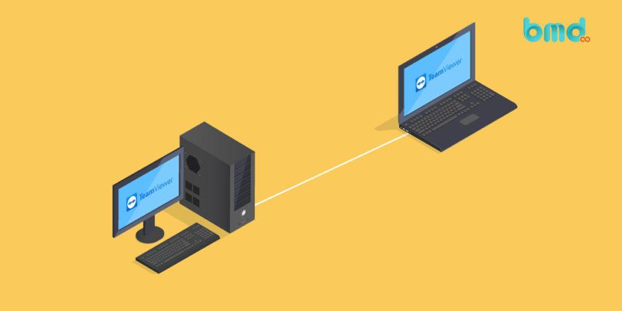 Tìm hiểu Teamviewer là gì