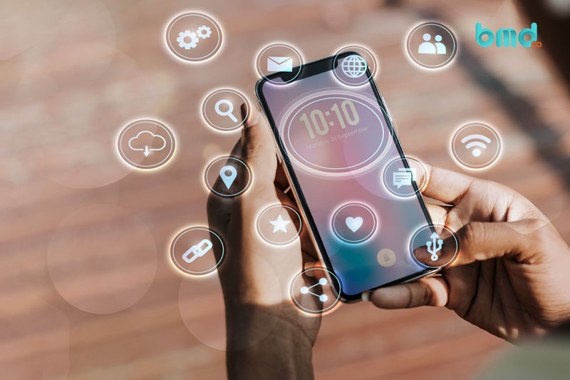 Ứng dụng IoT đối với con người