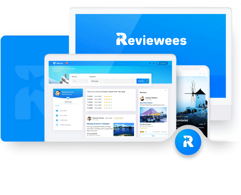 Website mxh reviewees