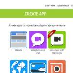 Hướng dẫn tạo App trên Appsgeyser