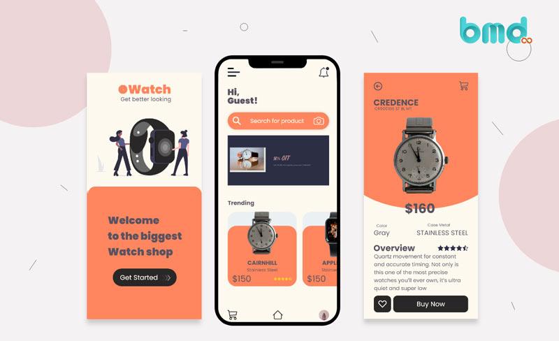 Phát triển thương hiệu với app mobile