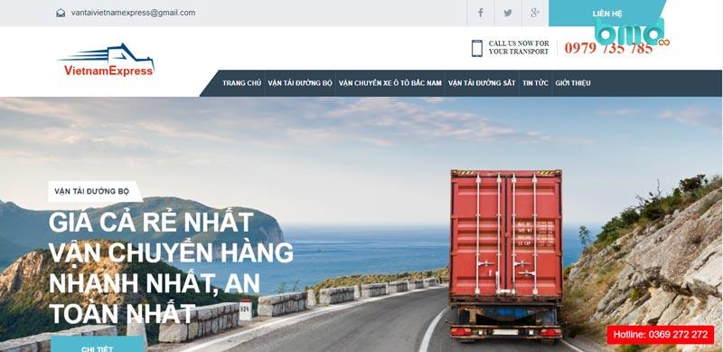 Công ty logisitcs VN Express