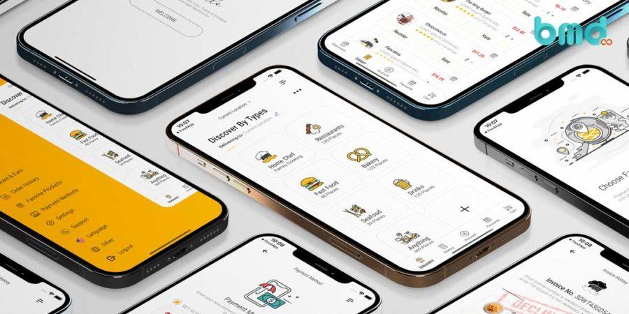 Thiết kế phần mềm quản lý giao hàng theo yêu cầu cho doanh nghiệp
