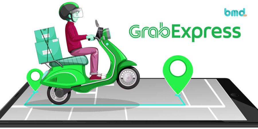 Cách sử dụng dịch vụ giao hàng Grab để đặt giao hàng