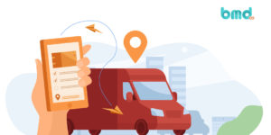 Lợi ích của giám sát lộ trình trong giao hàng